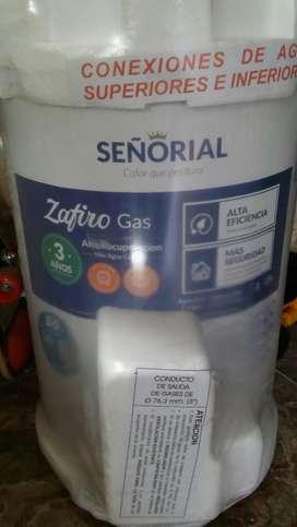 Termotanque Señorial 30 Lts Multigas
