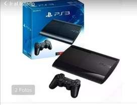 PS3 SUPER SLIM 250GB segunda mano  Casalinda II