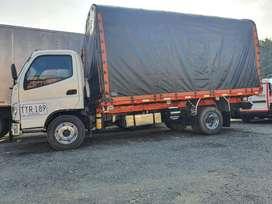 camion Foton estaca 2013
