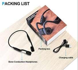 audifonos bluetooth mp3 de conducción osea, HUICCN, nuevos,Oferta