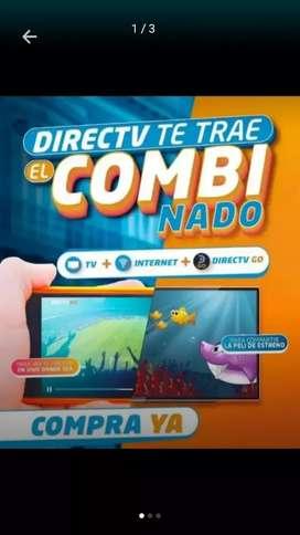 Compra ya Directv television mas Internet