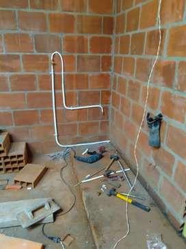 Instalaciónes de equipos de gas natural