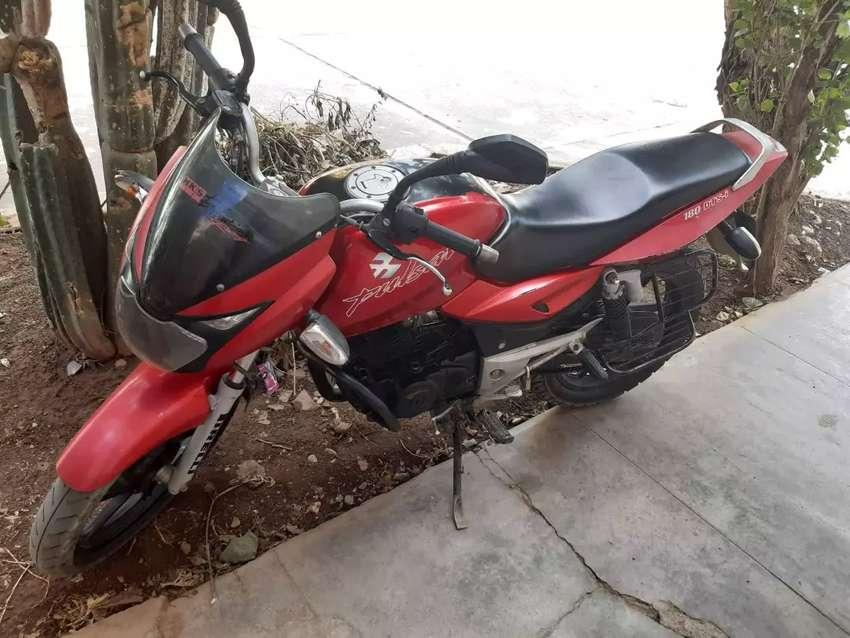 Moto pulsar año 2010 0