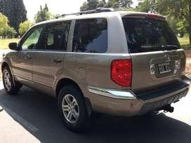 VENDO camioneta HONDA Pilot SUV 4x4 AWD - EXTRAORDINARIA