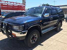 Toyota 4runner 4 cilindros