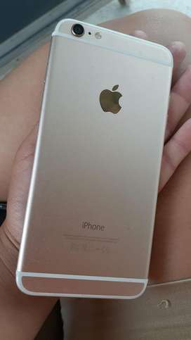 Se vende iphone 6 plus de 64 gb