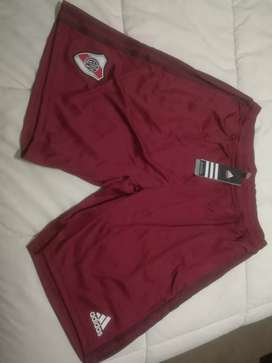 Bermuda river plate bordo xl 2020 original