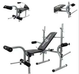 GYM - Banco Multifuncional - Sport fitness