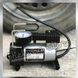 Mini compresora de aire para auto