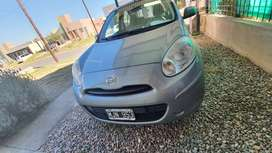 Nissan March Visia 2013 Impecable