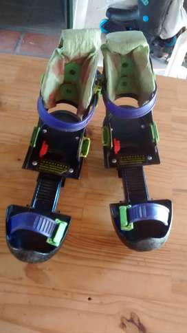 Patines roller extensibles