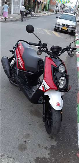 Vencambio  Yamaha  bws 2016