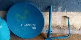 Instalador de antena Movistar