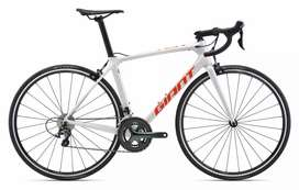 Bici ruta TCR ADVANCED 2020