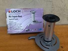 Soporte de Techo para Proyector Universal - LOCH PM1