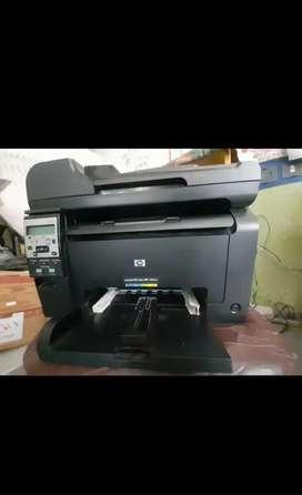 Impresora lenovo laser jet color 100