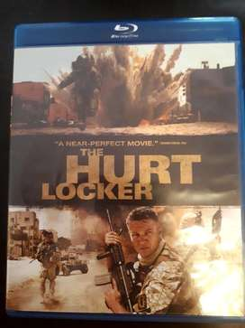 Bluray the Hurt Locker. Belgrano Caba
