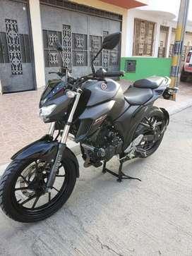 Se vende yamaha fz25 modelo 2020