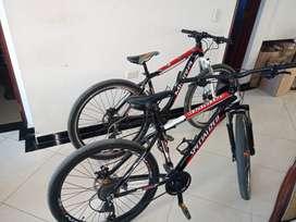 Vendo 2 bicicletas en buen estado
