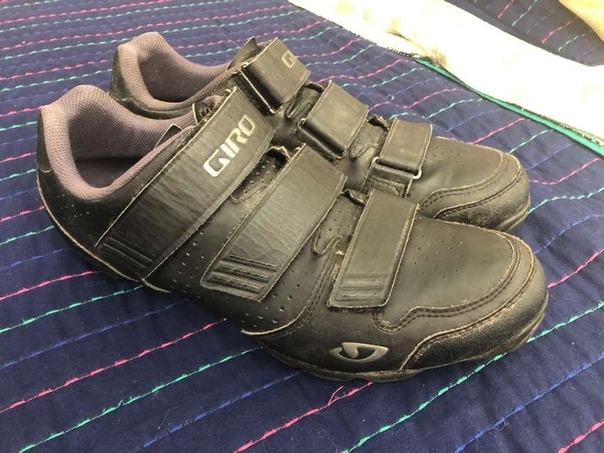 Zapatos giro carbide para MTB 0