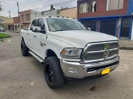 VENDO ESPECTACULAR DODGE RAM 2500 CREW CAB AT 5700CC 4X4 6 2013