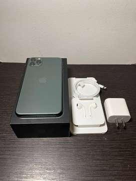 iPhone 11 Pro Max 256GB COMO NUEVO GARANTÍA APPLE