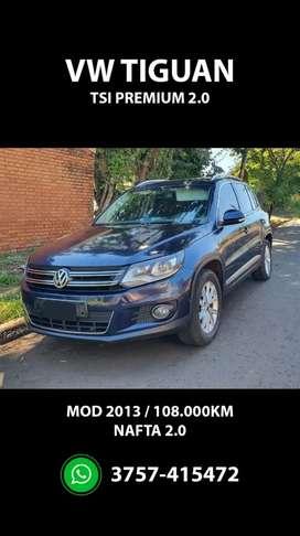 Volkswagen Tiguan 2013 en excelente estado