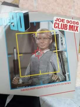Disco Joe 90/Capitán Scarlata