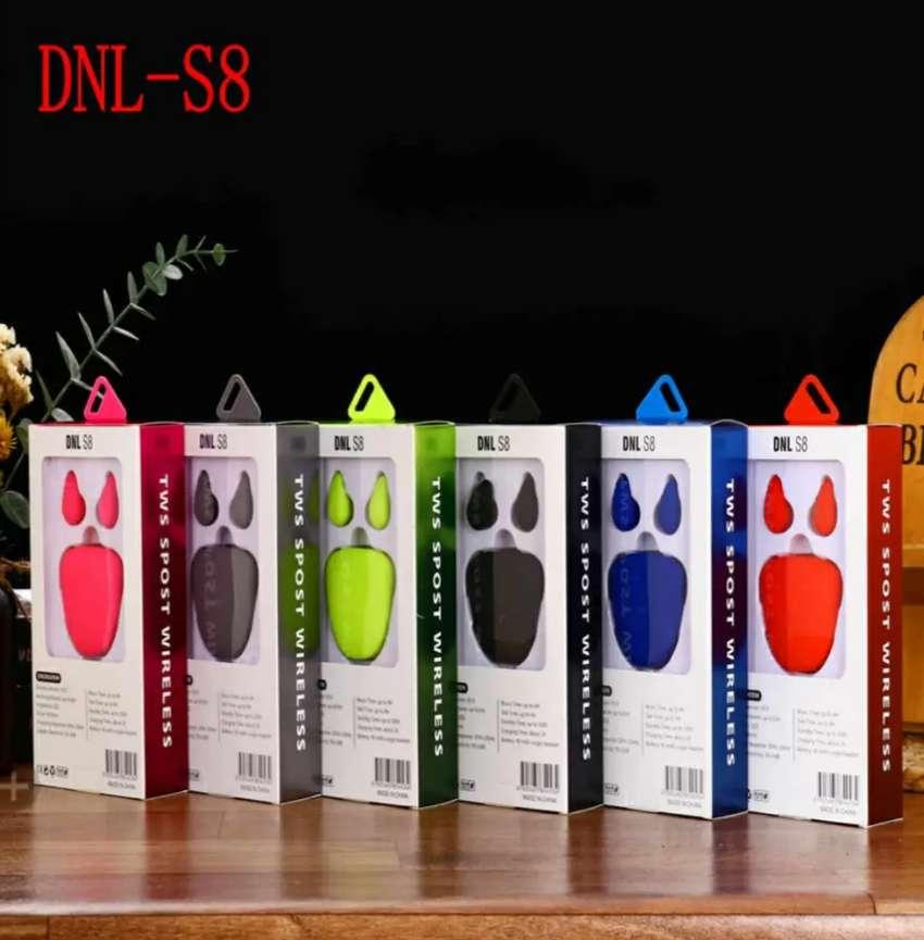 Audífonos bluetooth DNL S8