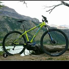 Bicicleta Trek Xcaliber 7 2016