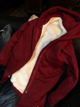 Campera de jersey con expandex nueva sin uso