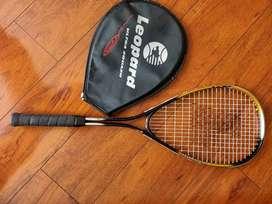 Raqueta de squash. LEOPARD ULTRA squash