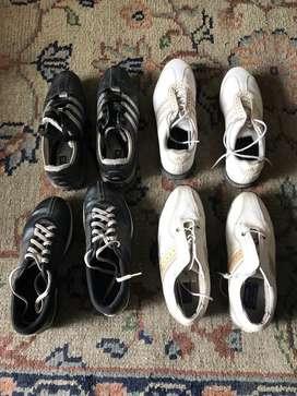 Tengo varios modelos de zapatos y zapatillas de golf para dama . Medida 36-37. Poco uso