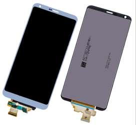 Display LG G6 H870 plateado (sin frame)