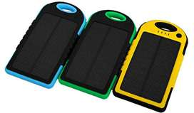 Cargador Solar Power Bank Solar