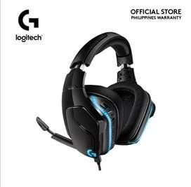 Audifonos logitech G635