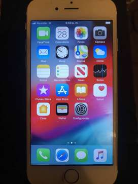 iphone 6 64gb libre iclud original con bateria nueva