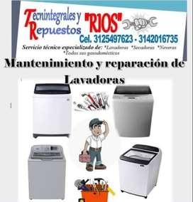 Servicio técnico lavadoras Tocancipá