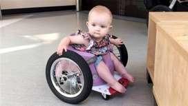 Silla de ruedas para bebés