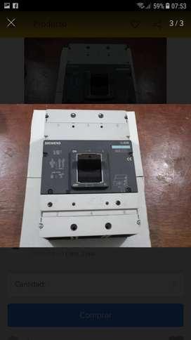 Interruptor Siemens