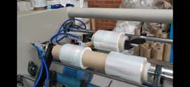 Rebobinadora de Strech Film Y Vinipel