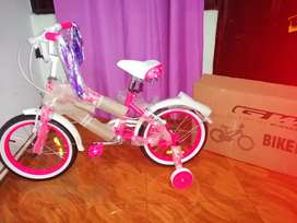Bicicleta candy gw
