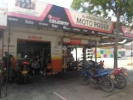 Solicito mecanicos de motocicletas