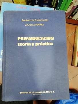 Prefabricacion teoría y práctica diseño de puentes Ordóñez
