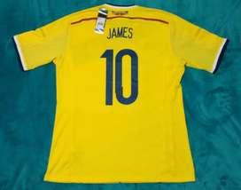 Camisa selección Colombia 2014