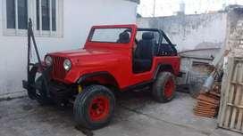 Jeep fibra modelo 1964