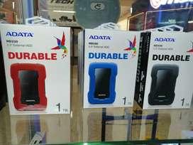 Disco duro externo 1tb antigolpes Adata usb 3.0