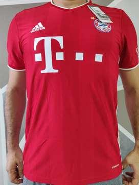Camiseta Bayern 20/21 - Original tienda oficial FC Bayern en Alemania