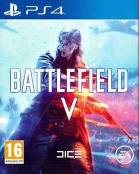Battlefield 5 Playstation 4 Ps4, Físico