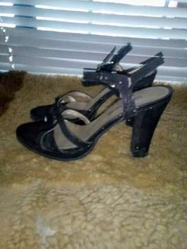 Zapatos brillantes 37